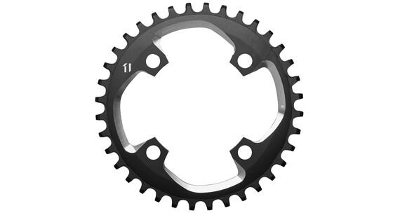 SRAM X01 Kettenblatt schwarz/silber